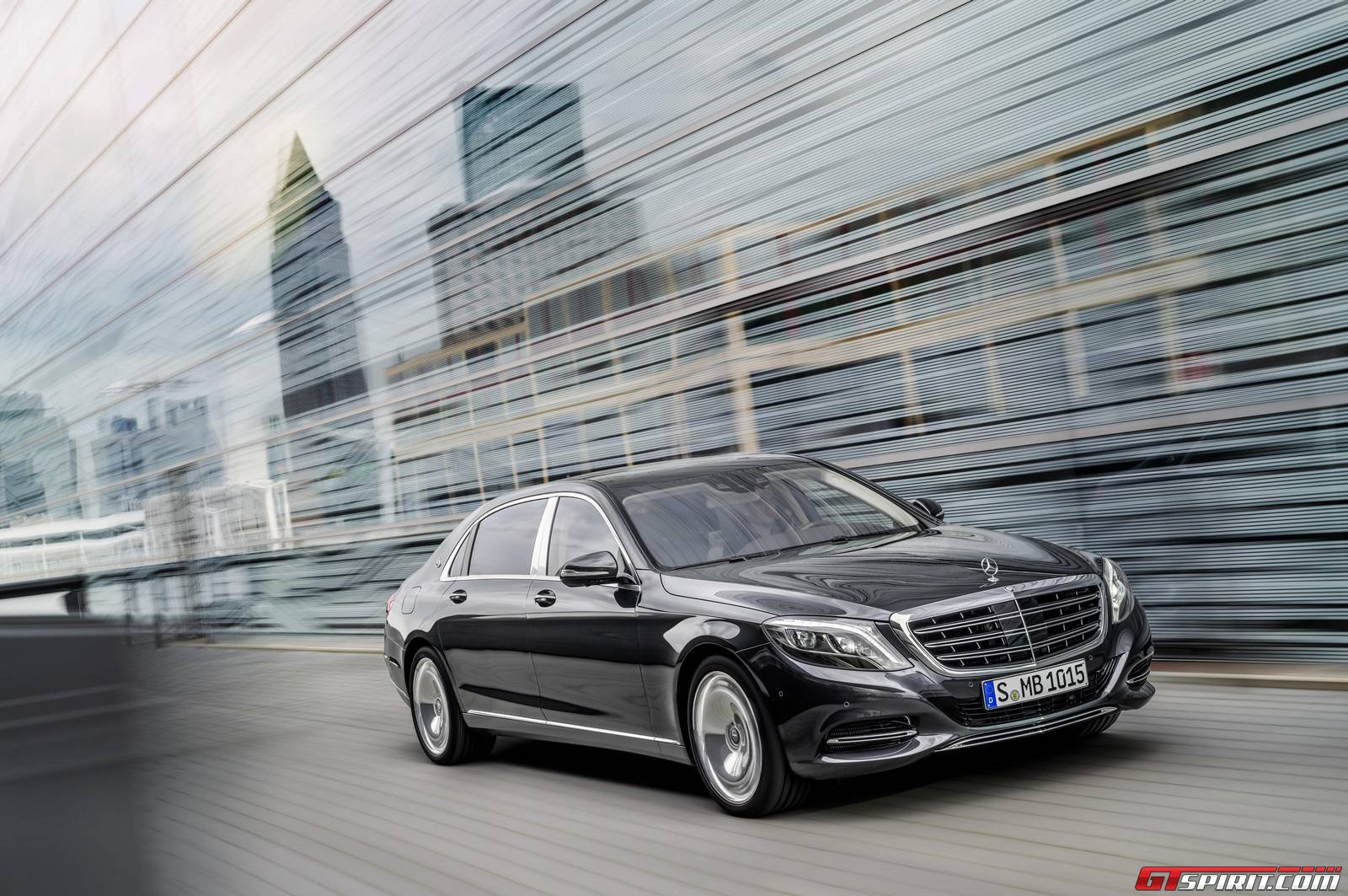 Mercedes Maybach S500 and S600 Priced   GTspirit 1600x1063