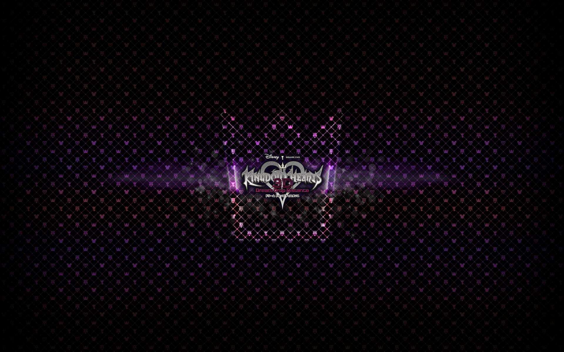 Kingdom Hearts Dream Drop Distance wallpaper by Kee naa 1920x1200