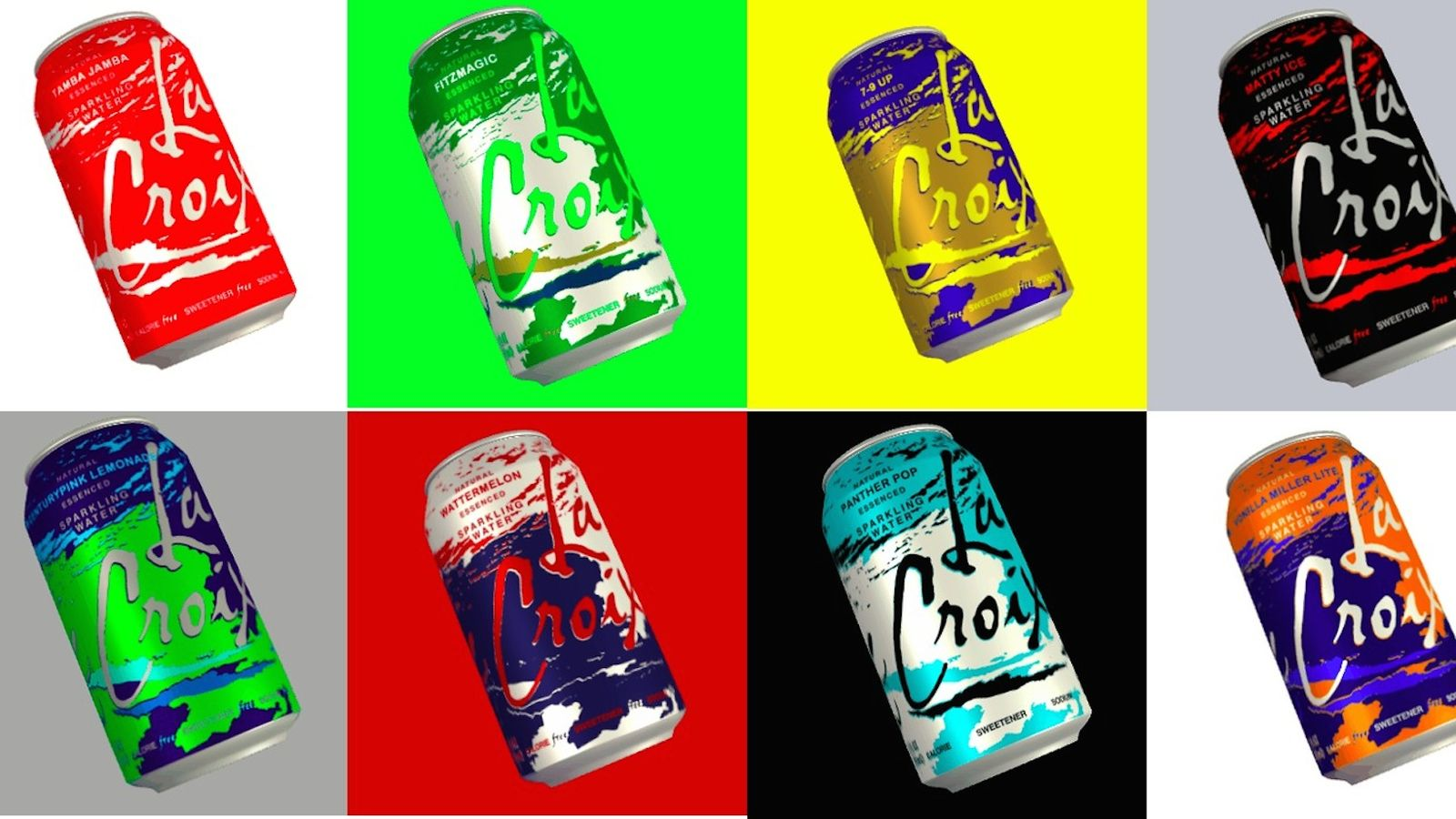 We used the LaCroix generator to create flavors for all 32 NFL 1600x900