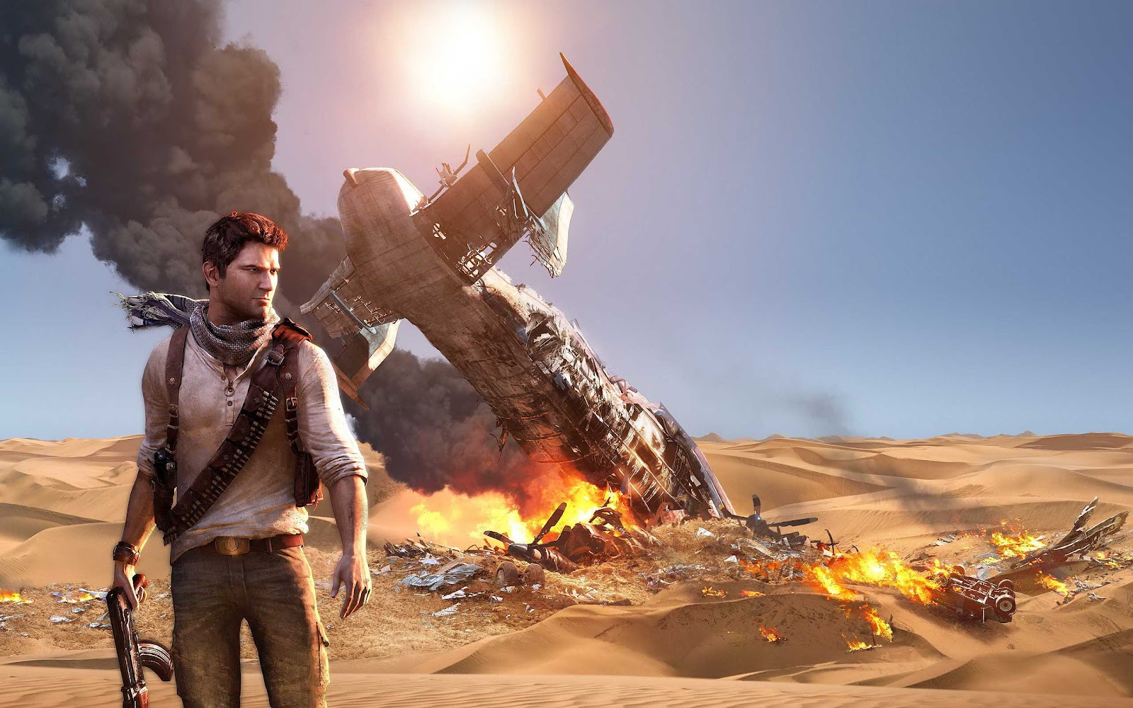 Uncharted 3 Wallpapers HD - WallpaperSafari