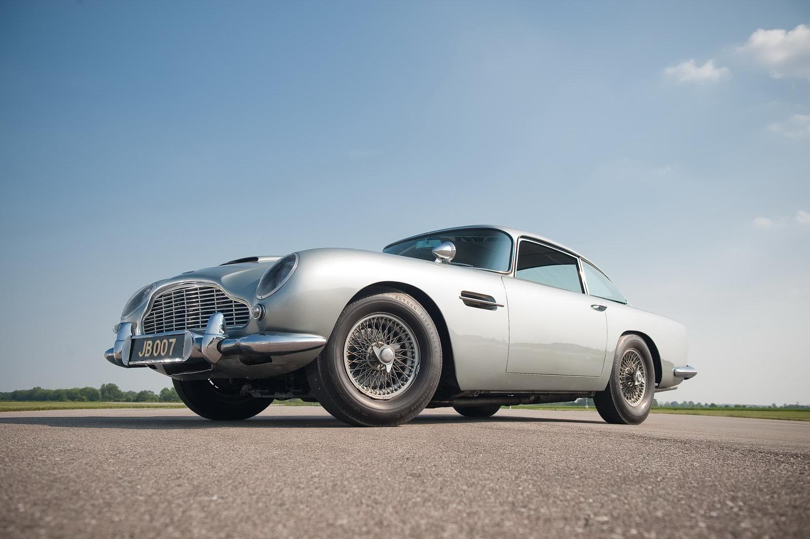 35 Wondrous Aston Martin DB5 Wallpapers   Technosamrat 1598x1065