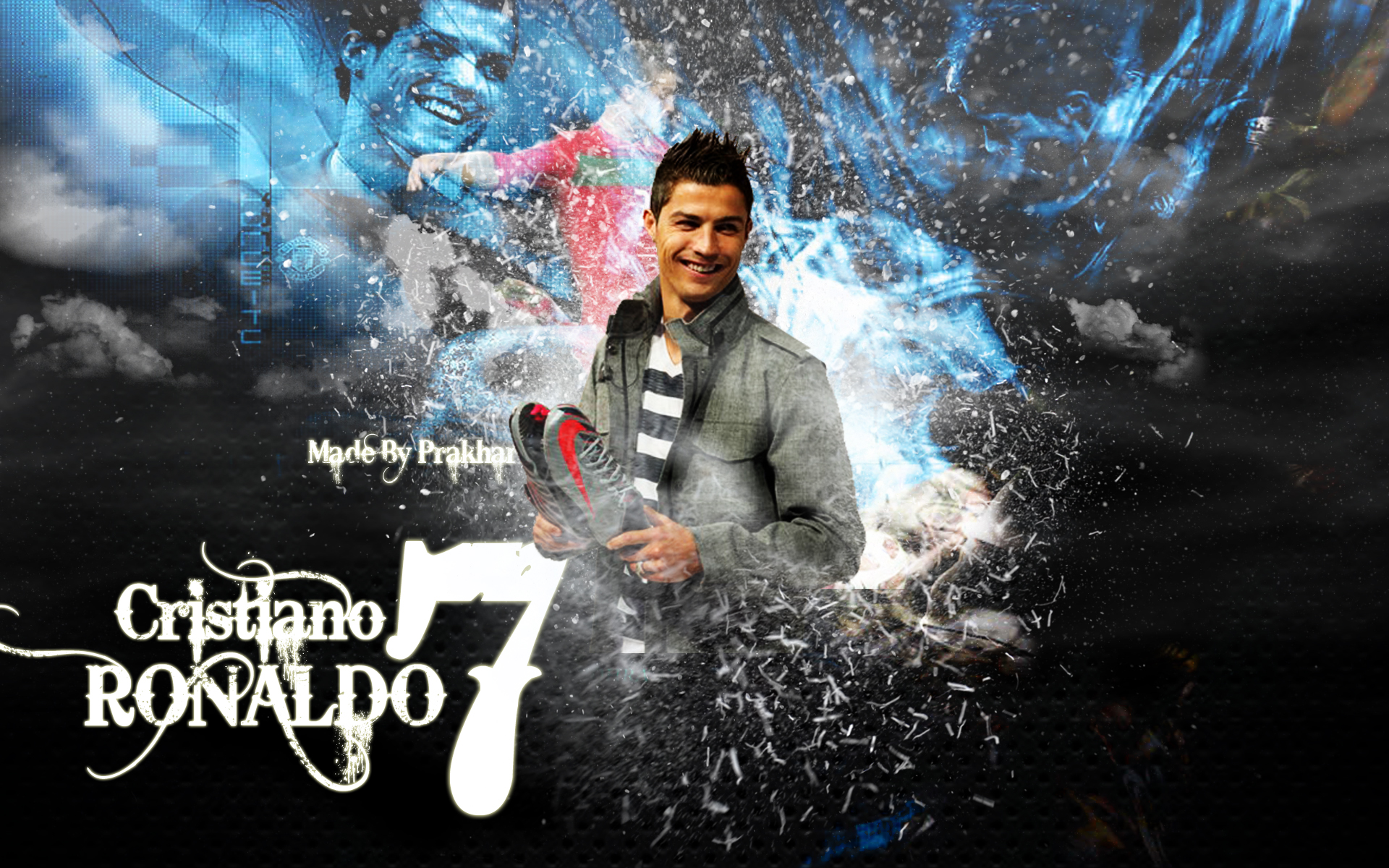 Free Download Cristiano Ronaldo Real Madrid Wallpaper