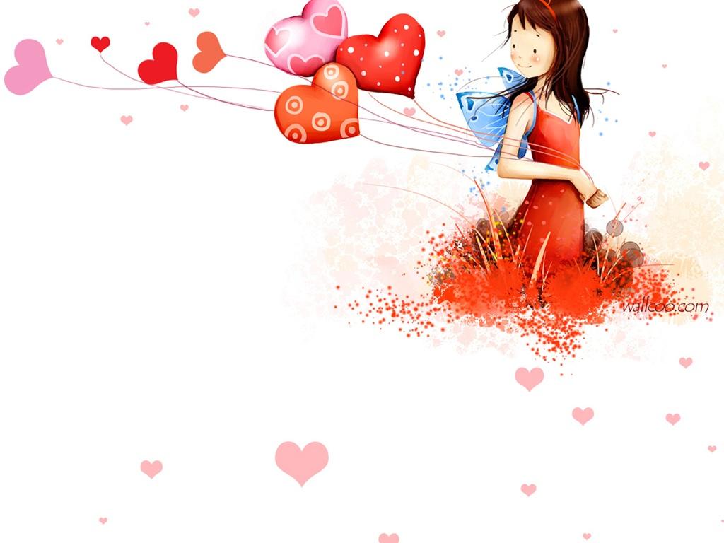 [77+] Cute Cartoon Wallpaper on WallpaperSafari