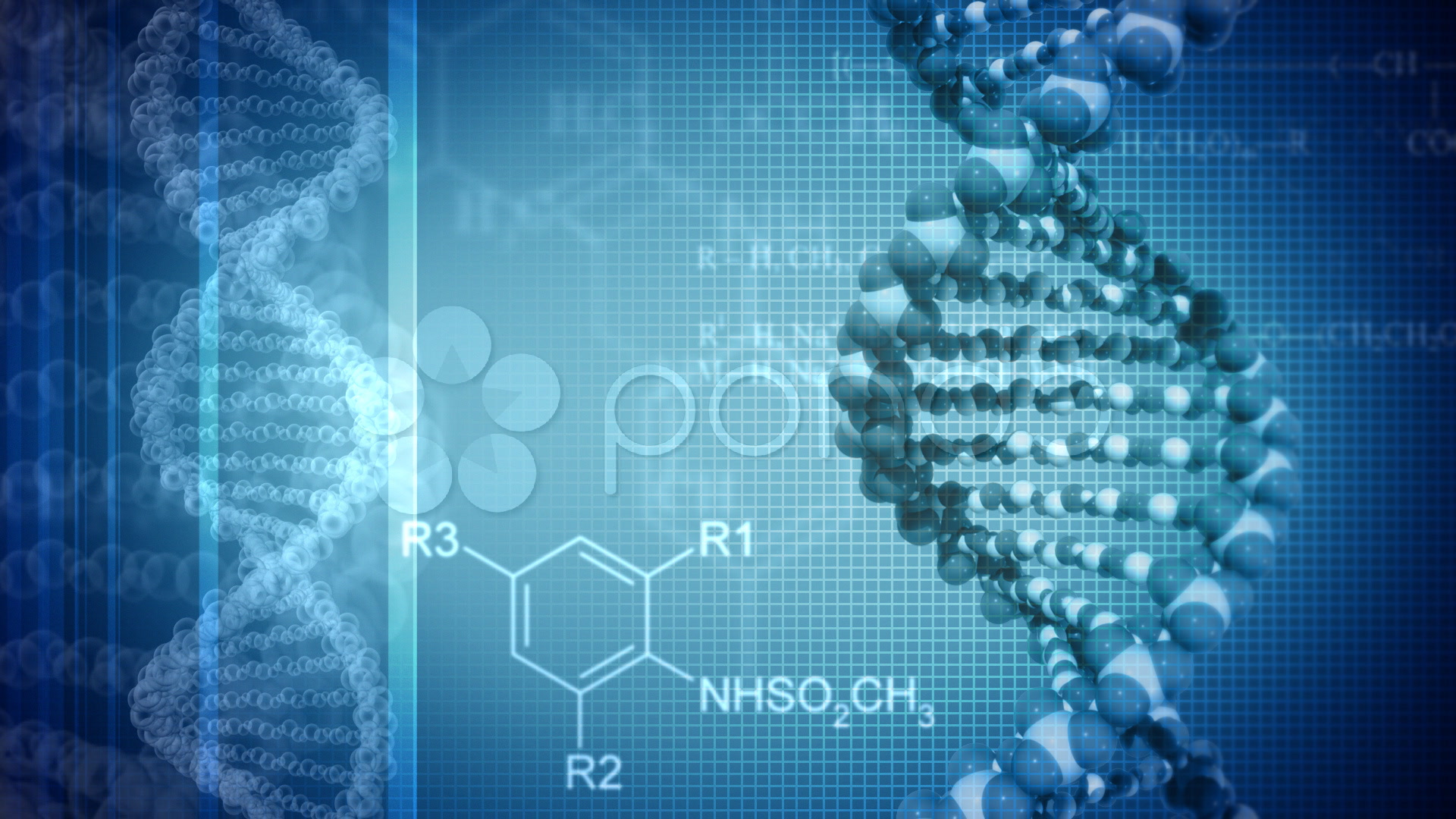 Dna Wallpaper High Resolution Dna Background Black Dna Background 1920x1080