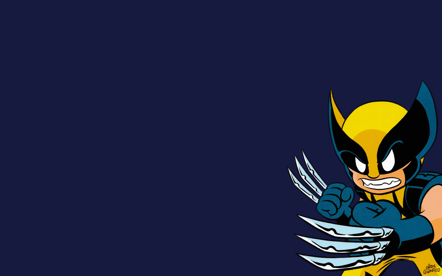 Download X Men Wolverine Wallpaper 1680x1050 Wallpoper 381385 1680x1050