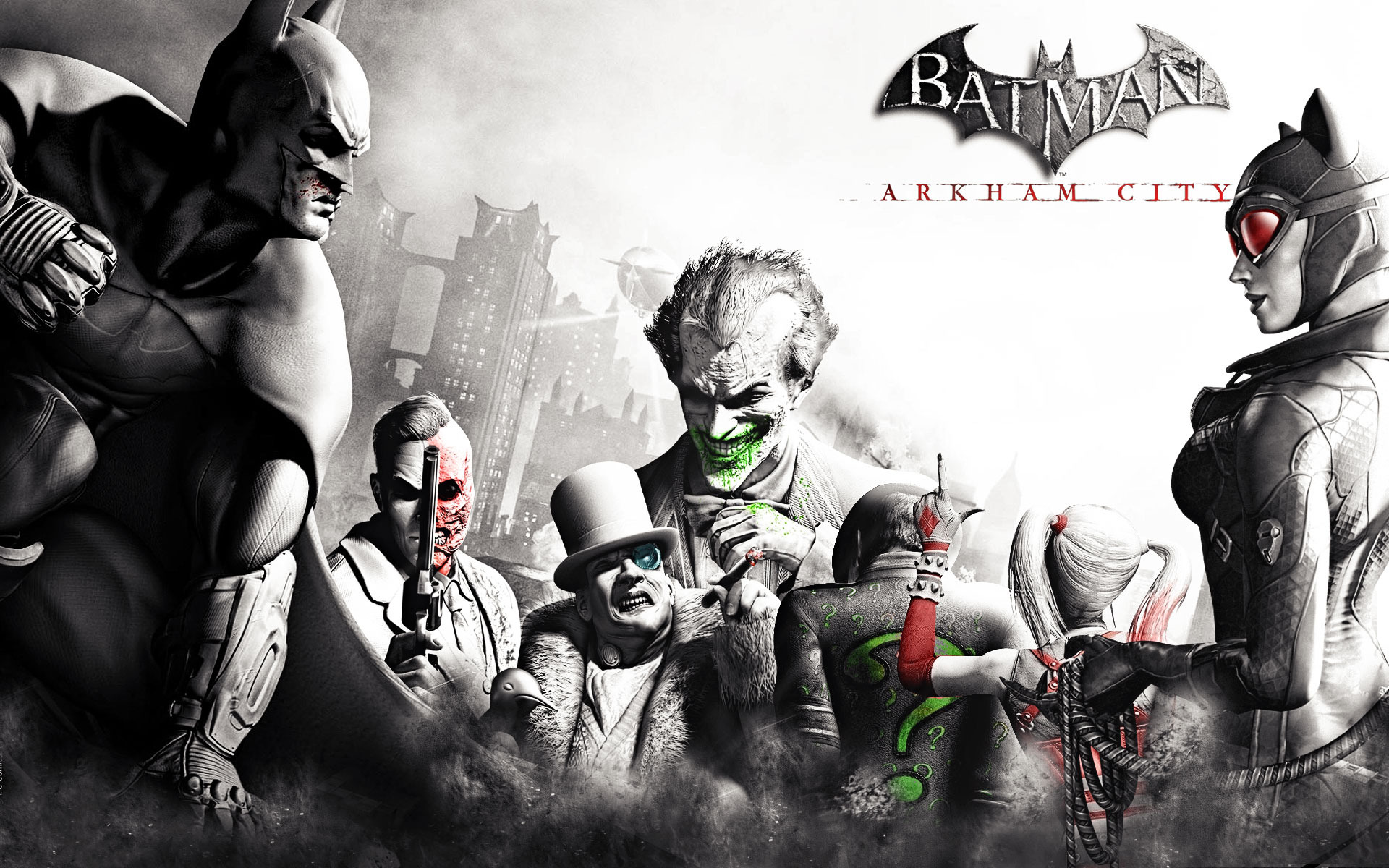 Fuentes de Informacin   Batman Arkham City [Wallpapers 1920x1080] 1920x1200