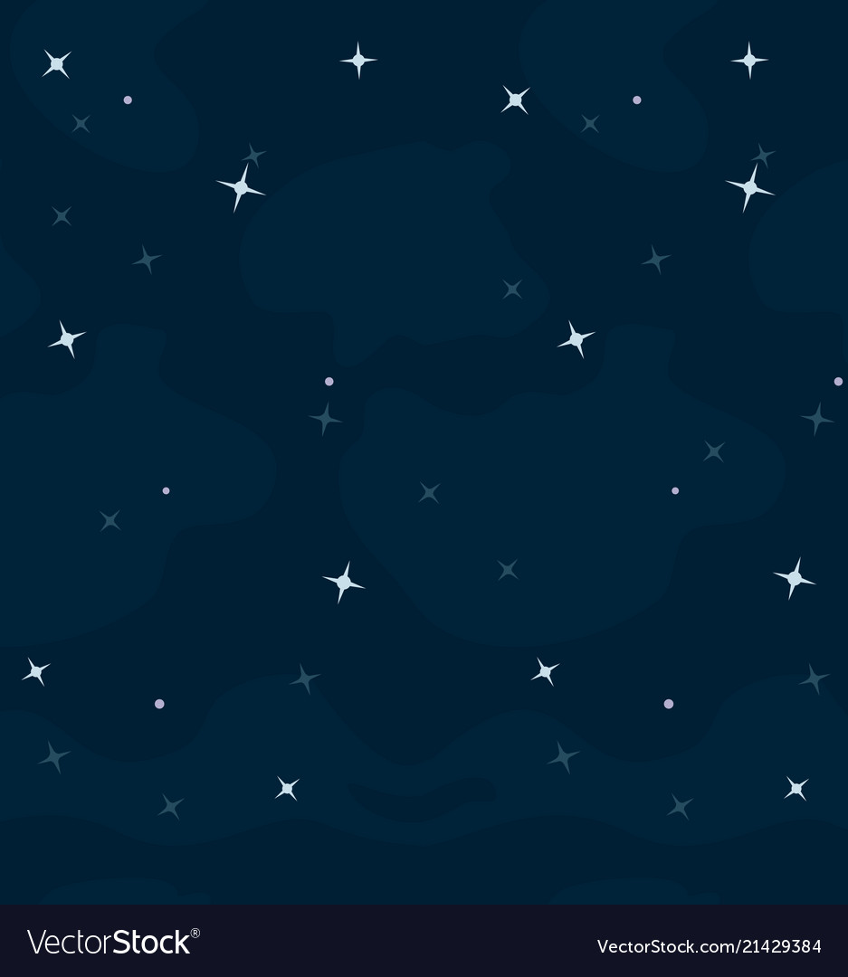 Space cartoon background for a game Royalty Vector 937x1080