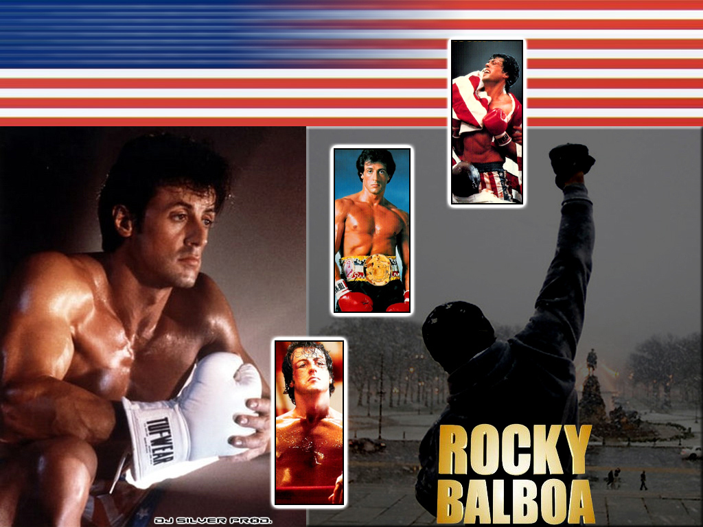 Rocky Wallpapers 1024x768