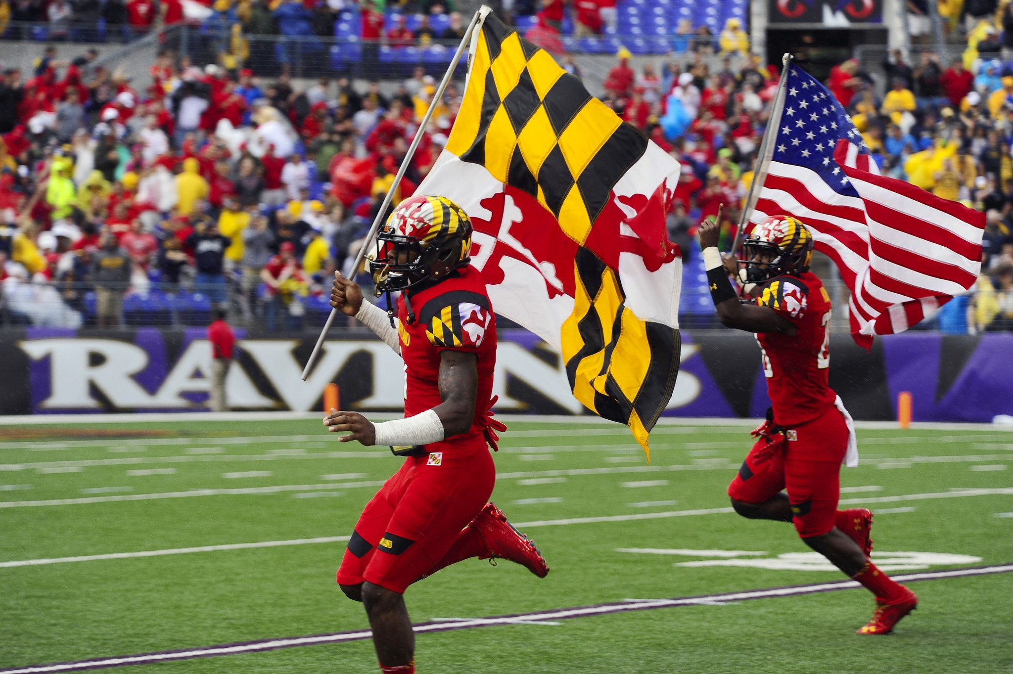 MARYLAND TERRAPINS college football wallpaper background 2048x1363
