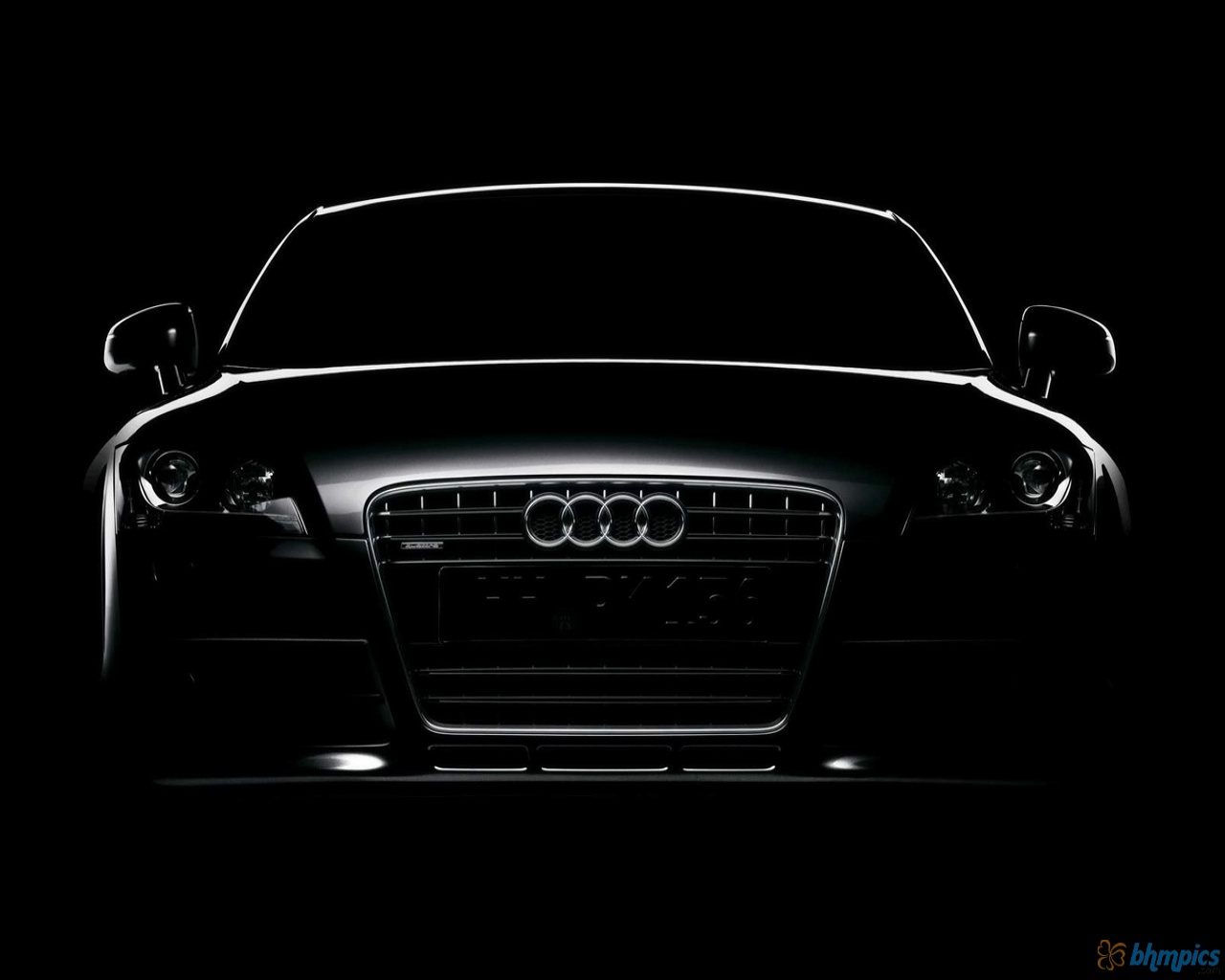 Audi Wallpaper Black 6413 Hd Wallpapers in Cars   Imagescicom 1280x1024