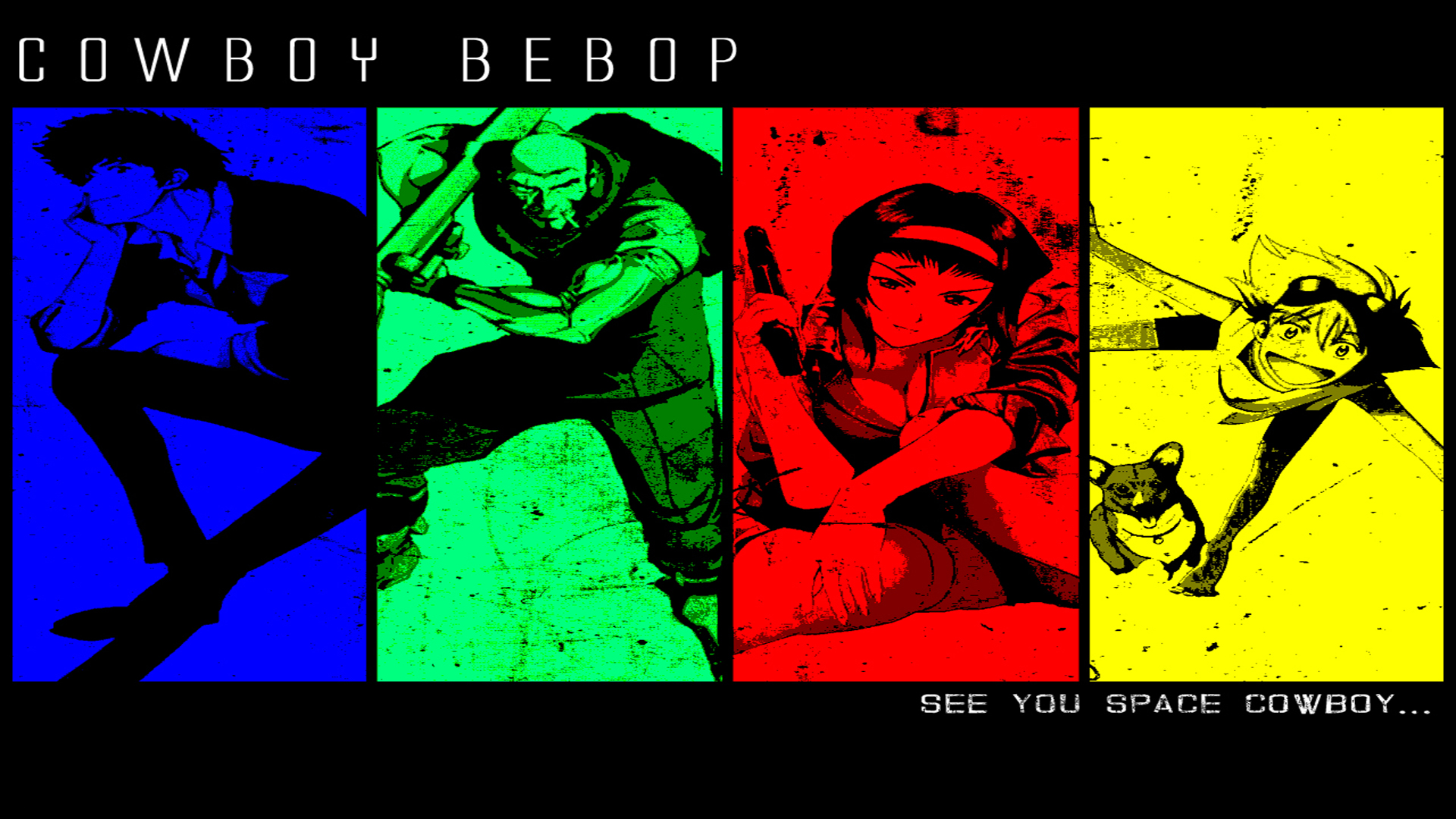 wallpapers of Cowboy Bebop You are downloading Cowboy Bebop wallpaper 1920x1080