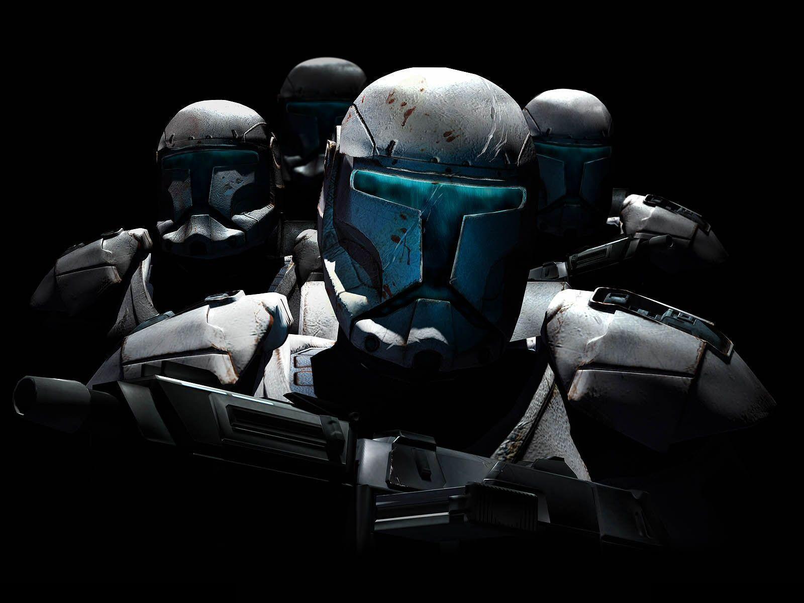 75 Star Wars Clone Wars Wallpaper On Wallpapersafari