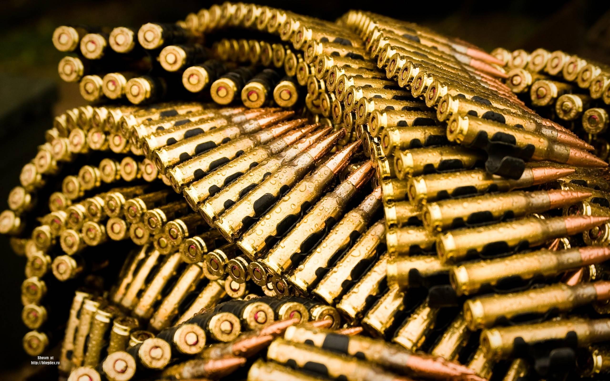 Gun Wallpapers 2560x1600