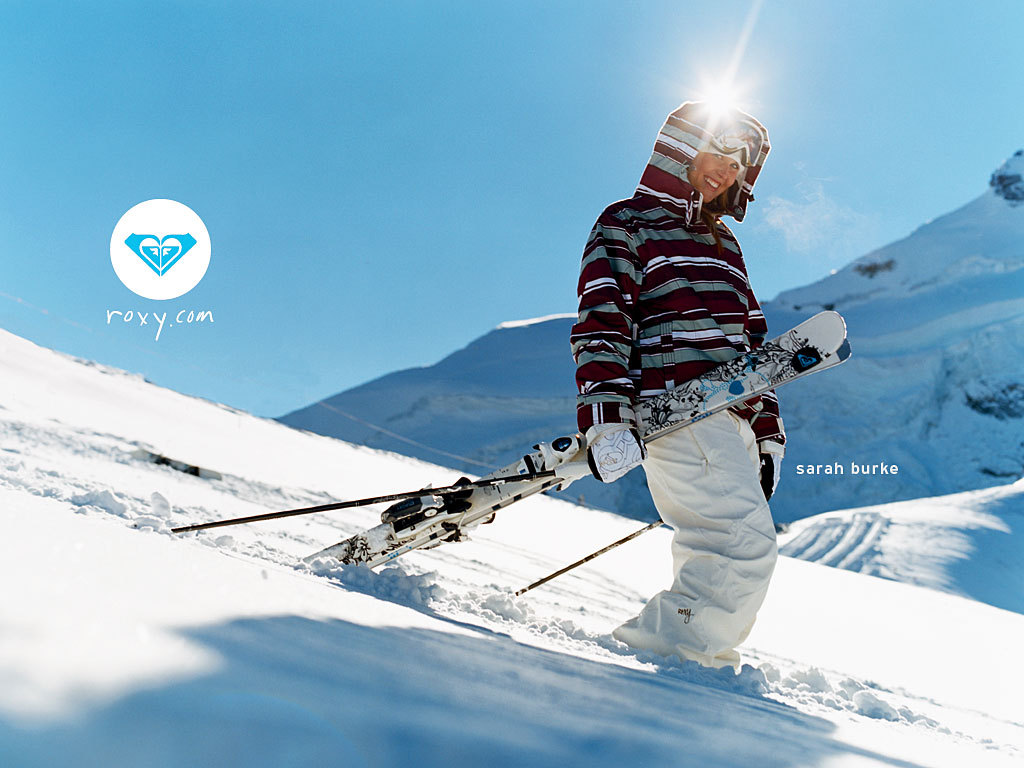 Roxy snow   Roxy Wallpaper 921851 1024x768