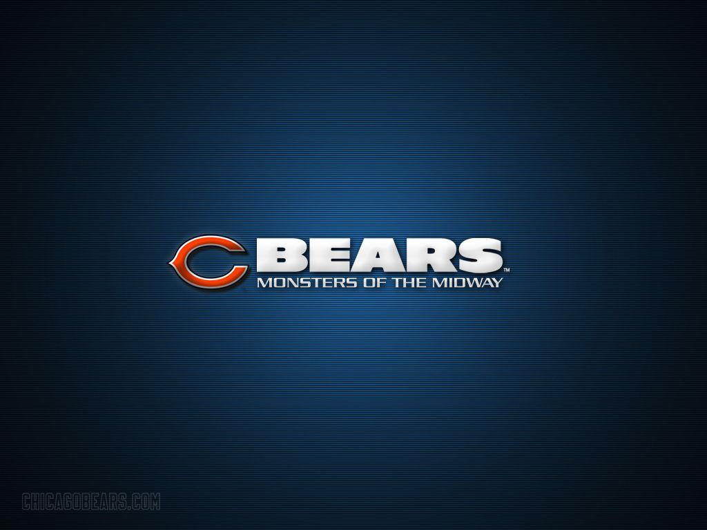 desktop wallpaper awesome Bears Chicago Bears da 1024x768