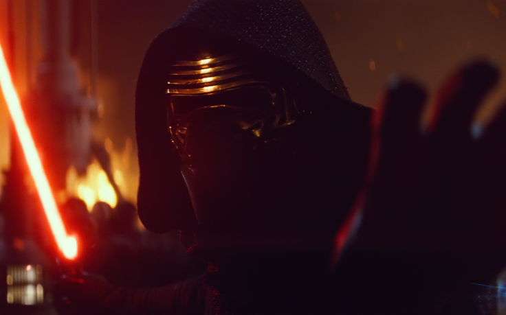 Tags 2560x1080 px Kylo Ren Star Wars Episode VII   The Force Awakens 736x459