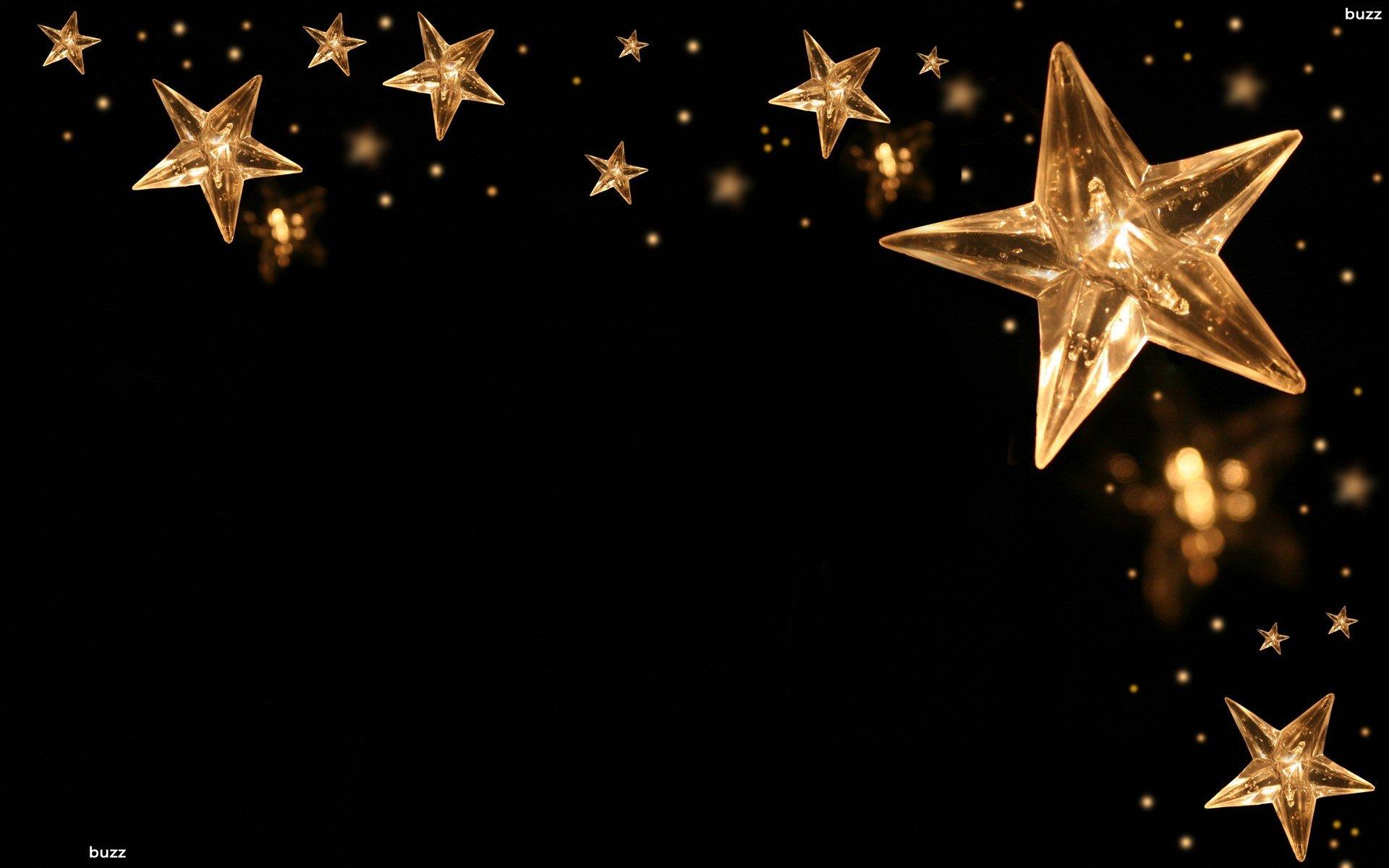 Metal Christmas Stars