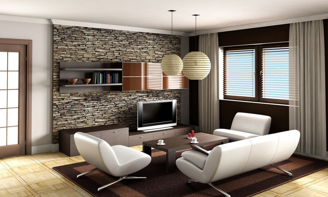 Free Download Brick Wallpaper For Living Room Tv Wall
