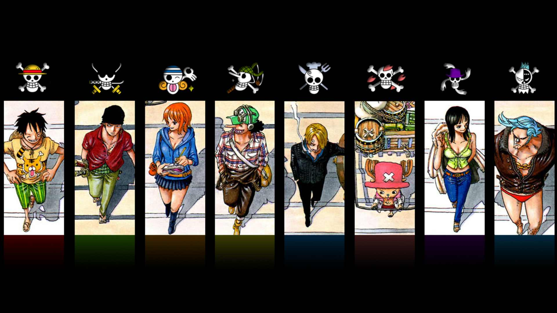 47 One Piece Wallpaper Pirates On Wallpapersafari