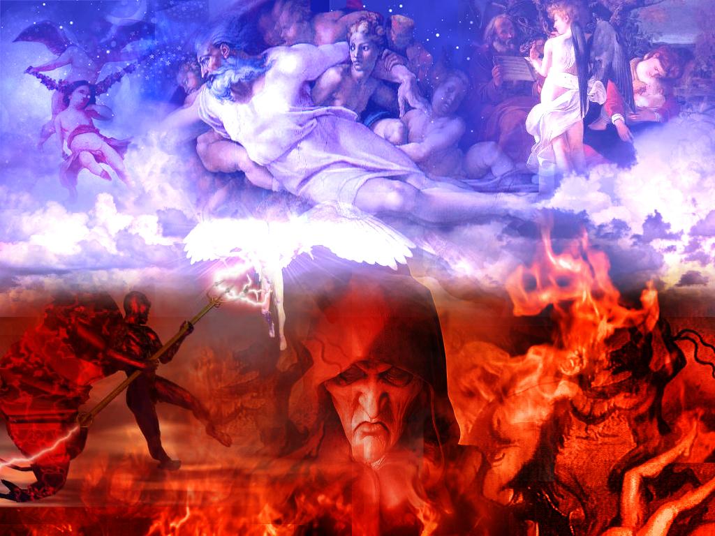 Satan Vs God Death Count Army of god vs army of satan