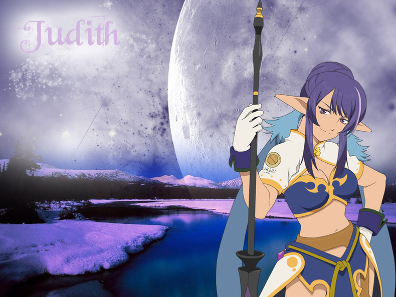 Home Gallery Tales of Vesperia Wallpapers Judith 790x593
