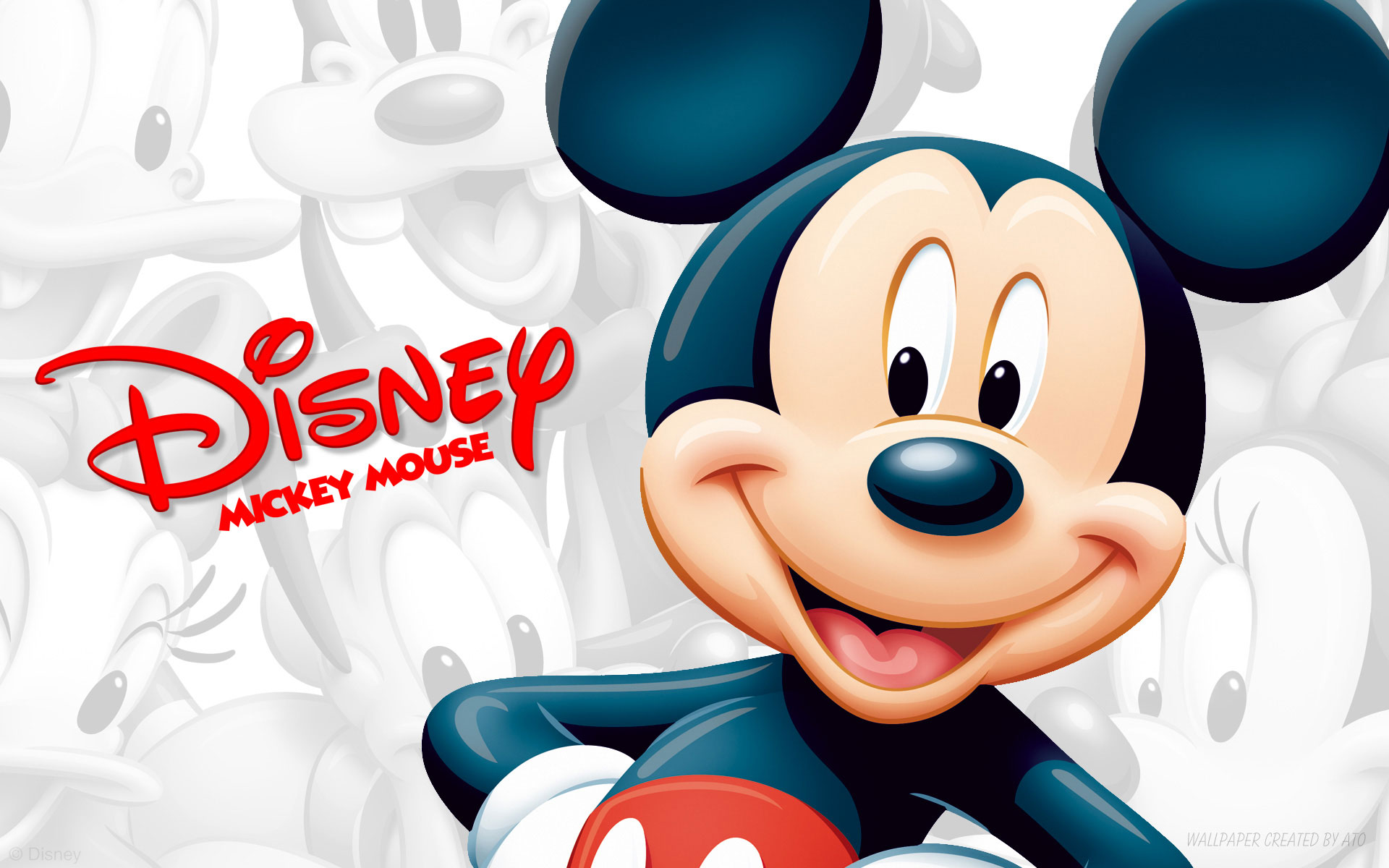 Disney Mickey Mouse Wallpapers HD Wallpapers 1920x1200