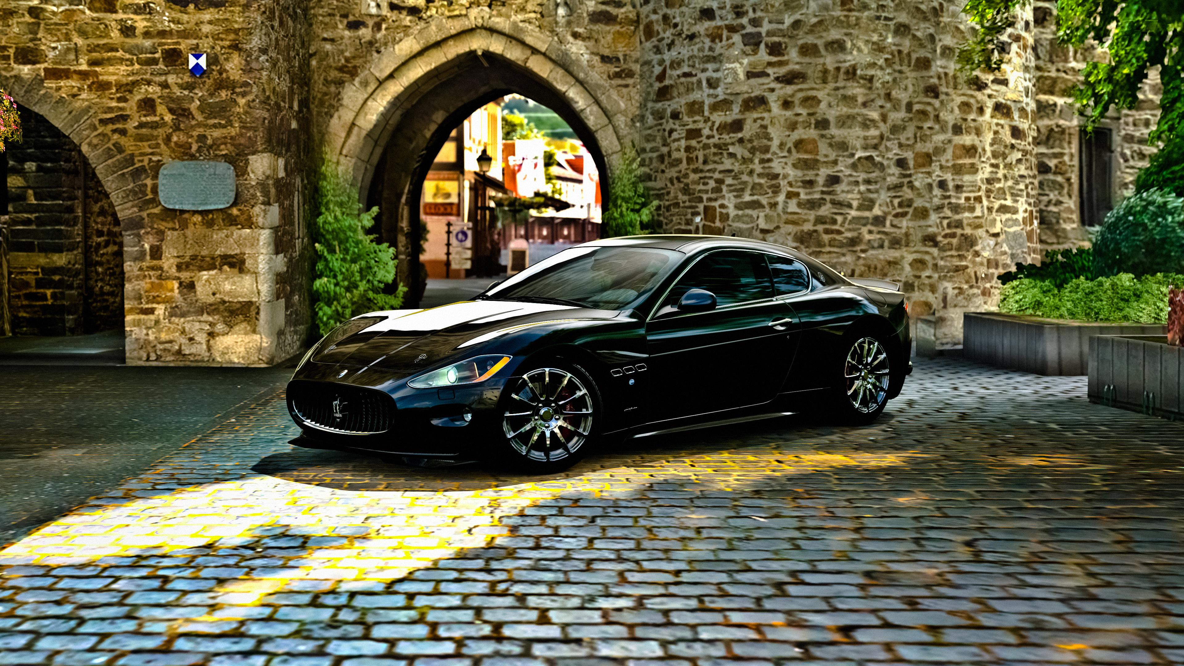 Maserati 4k Ultra HD Wallpaper Background Image 3840x2160 ID 3840x2160