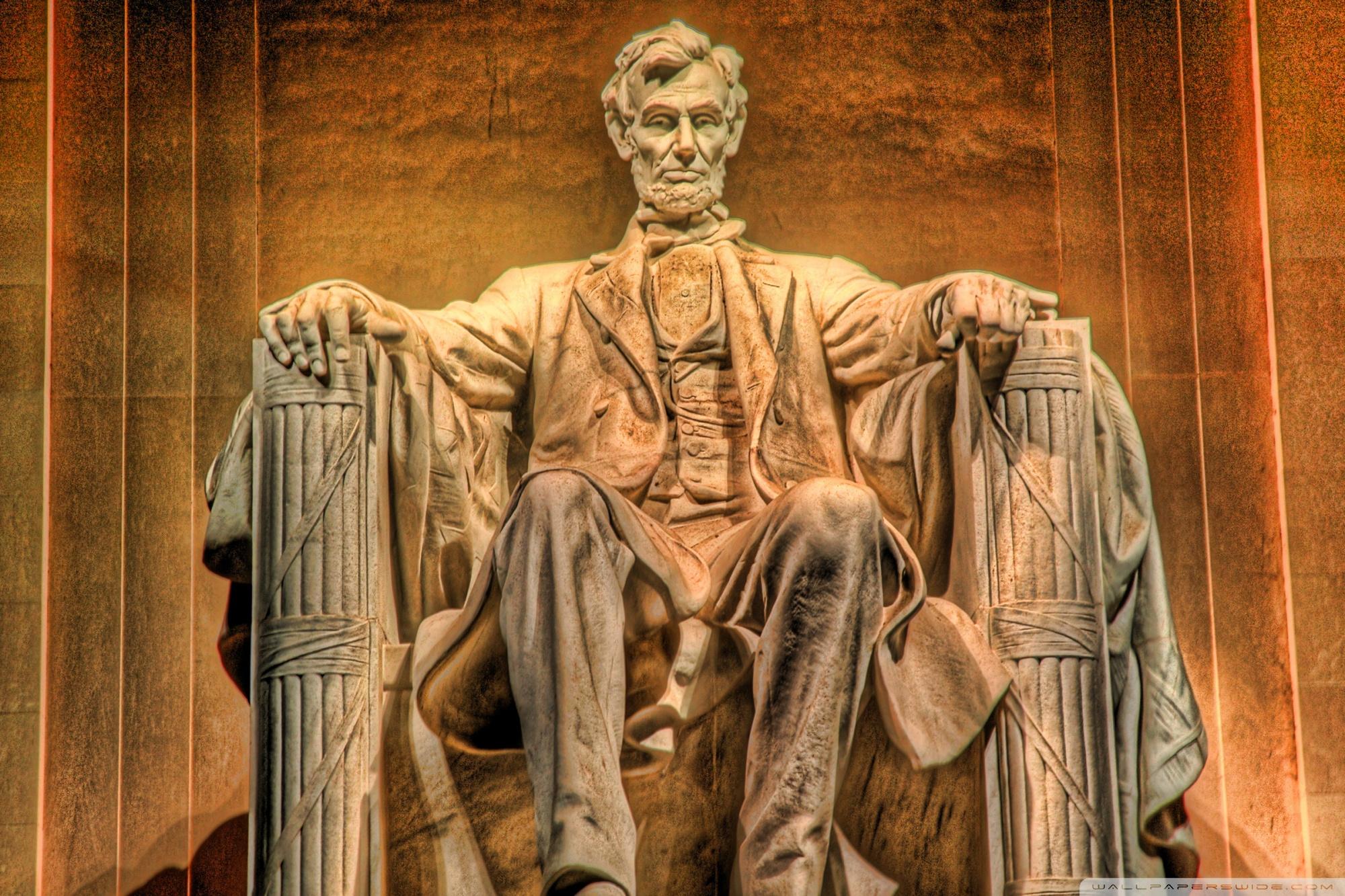 Pics Photos   Abraham Lincoln Wallpaper 2000x1333