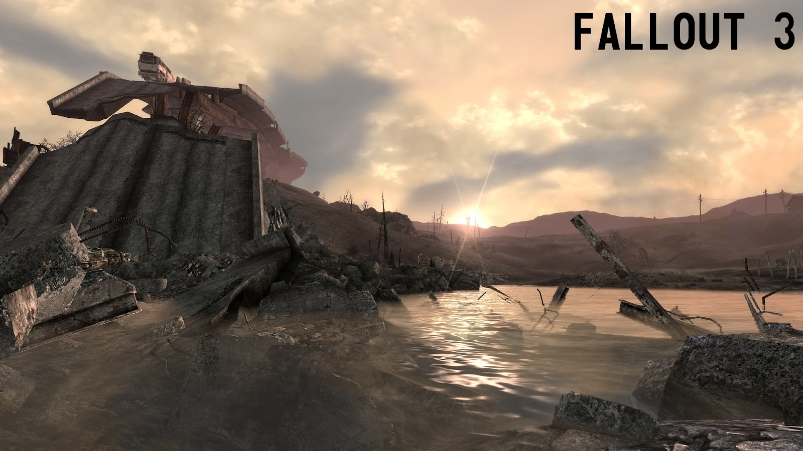 fallout new vegas hd wallpaper 1080p