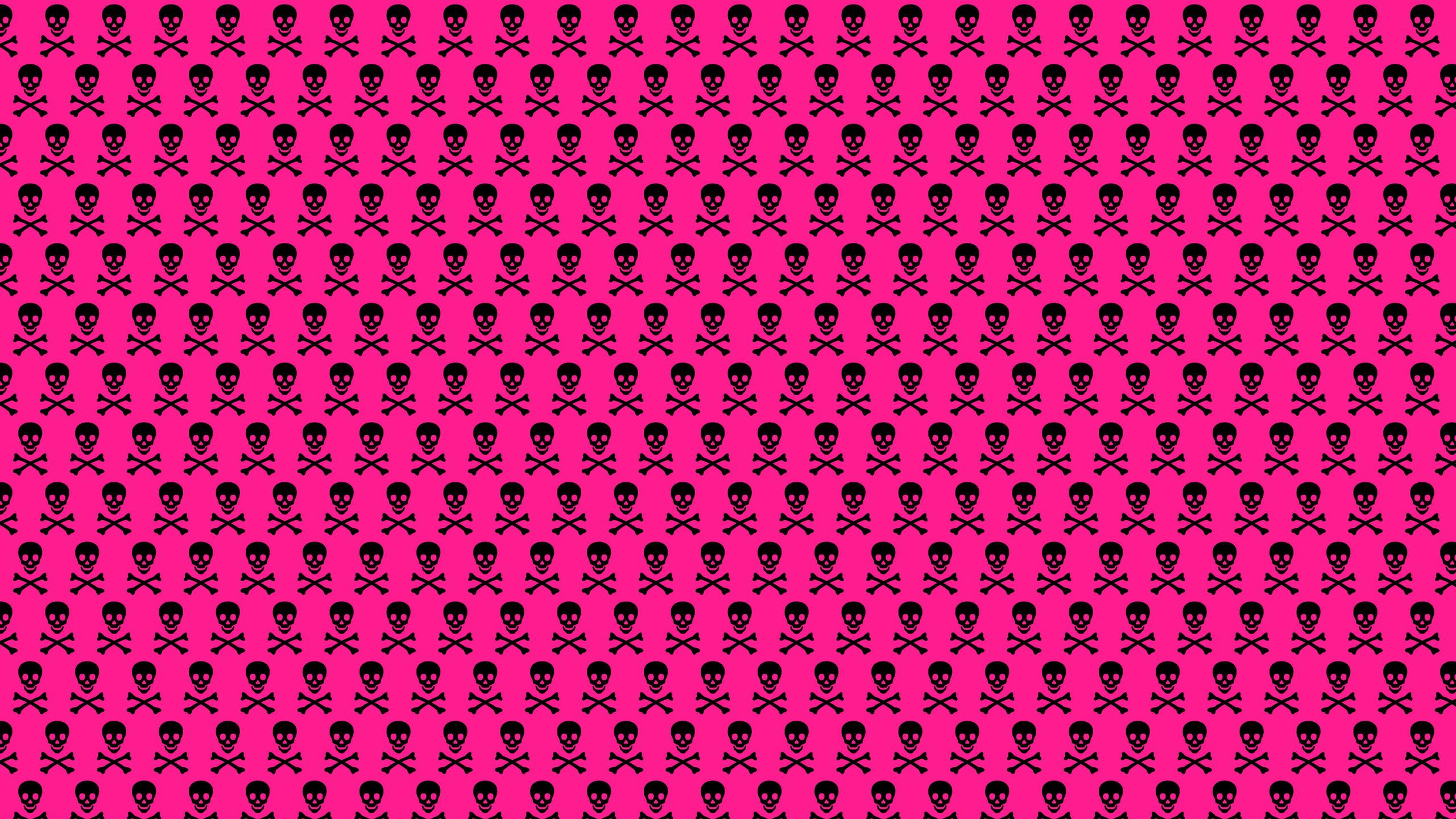 Skull Crossbones Desktop Wallpaper is easy Just save the wallpaper 2560x1440