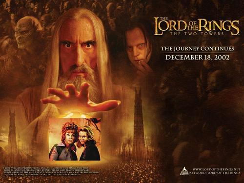 These witches are no match for me   Christopher Lee Wallpaper 500x375
