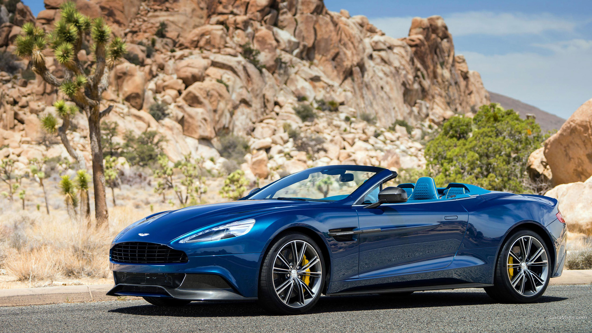 Aston Martin Vanquish 2014 Wallpaper HD Car Wallpapers 1920x1080