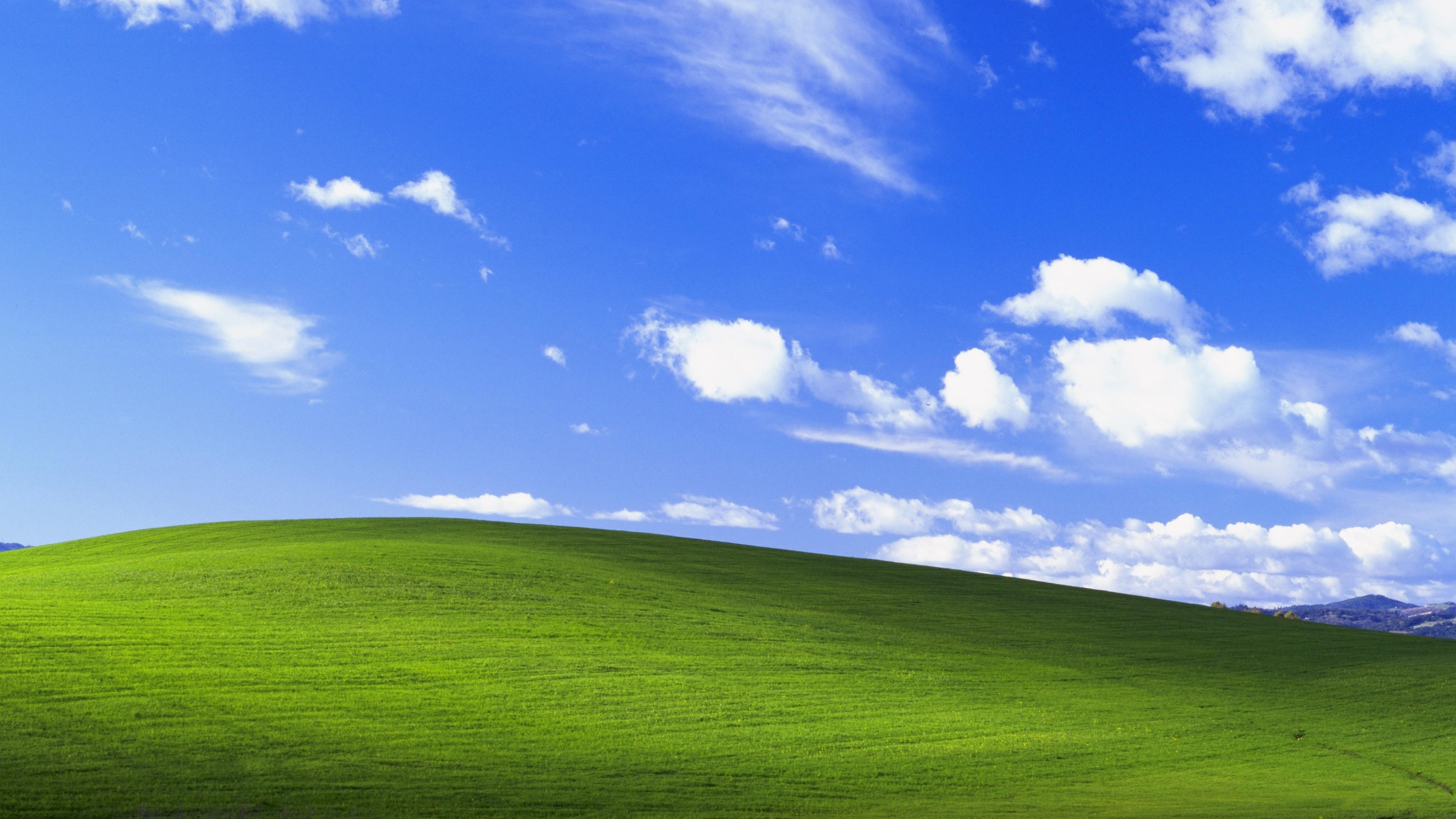 Steam Workshop Windows XP slightly animated wallpaper 3840x2160