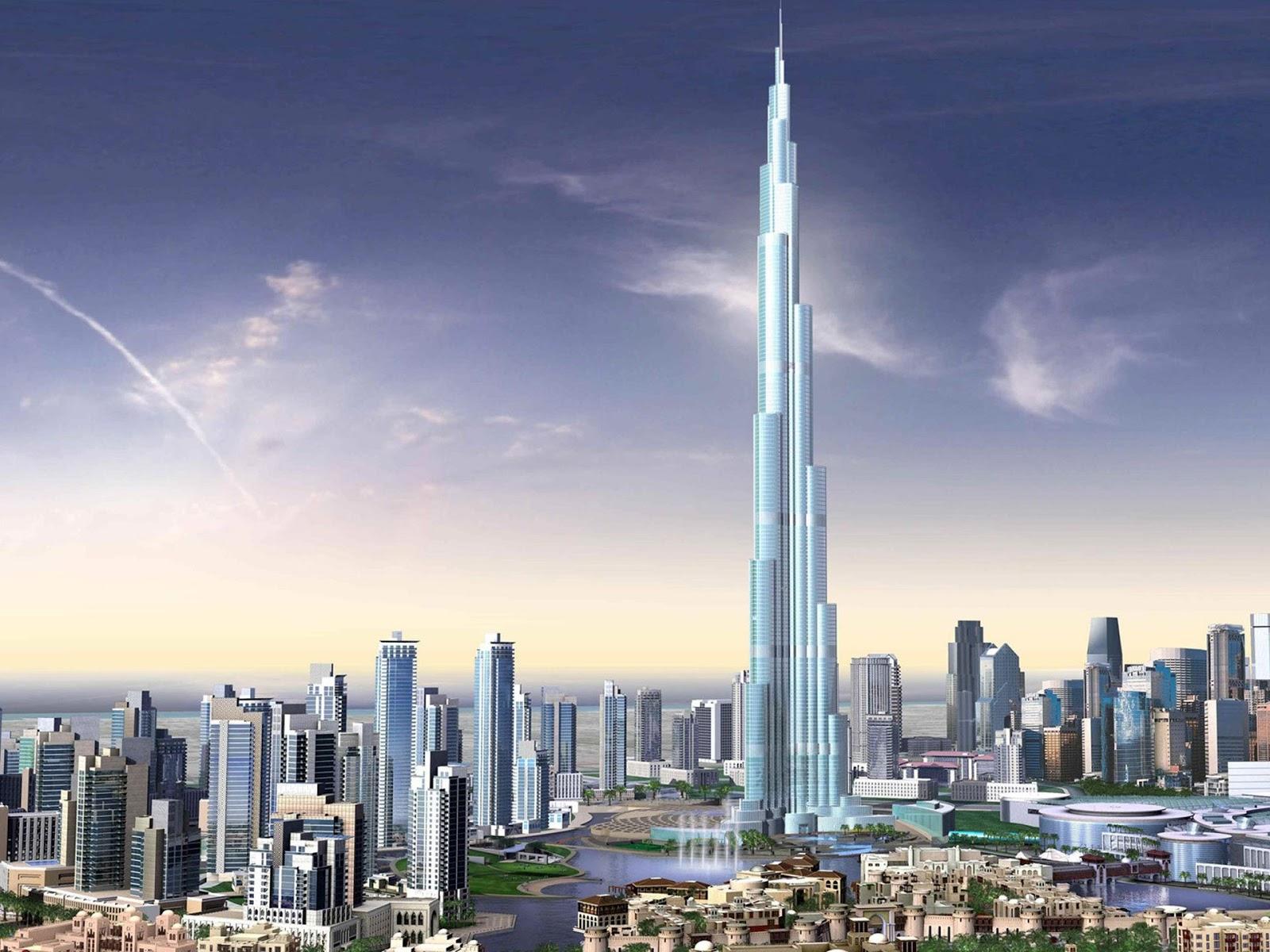 Burj Khalifa Fresh HD Wallpaper 2013 World HD Wallpapers 1600x1200