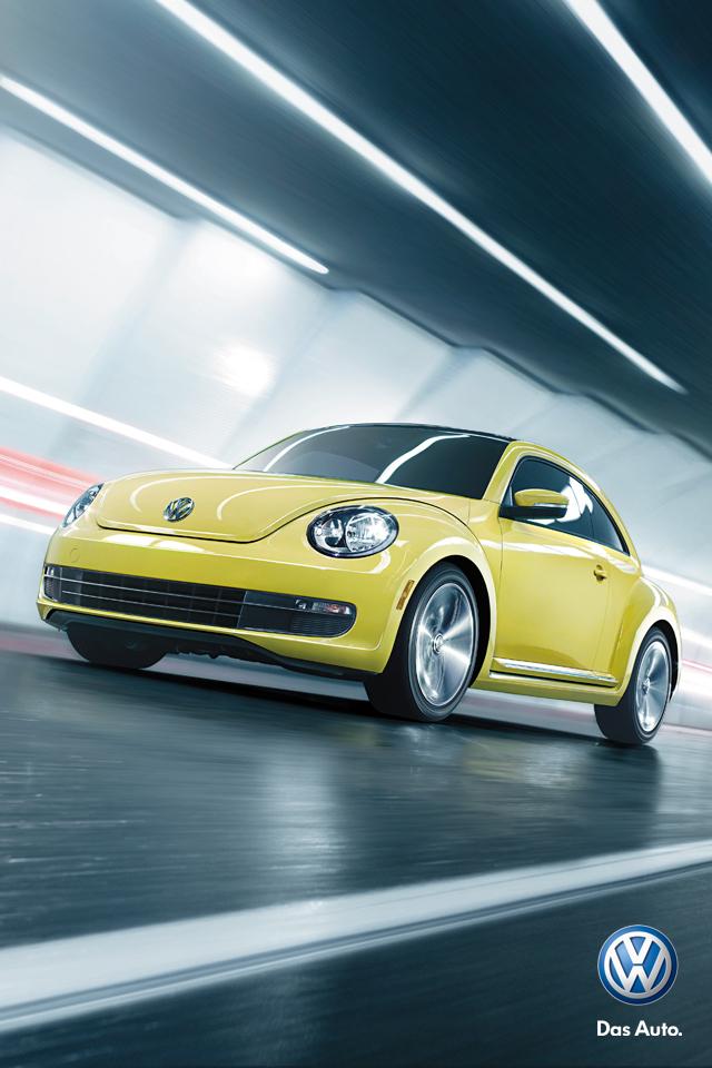 Volkswagen Beetle Wallpaper   123mobileWallpaperscom 640x960