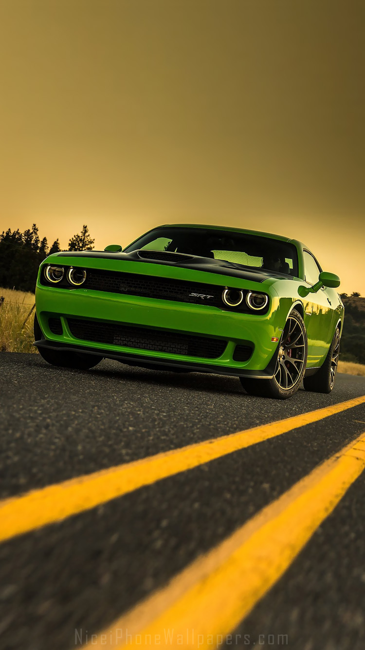 dodge challenger iphone wallpaper rated 5 0 5 based on 1 reviews 750x1334