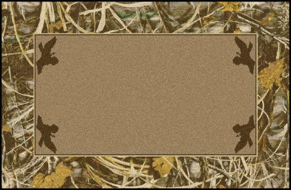 Youre reviewing MAX 4 Solid Border Area Rug Pattern 46457 600x392