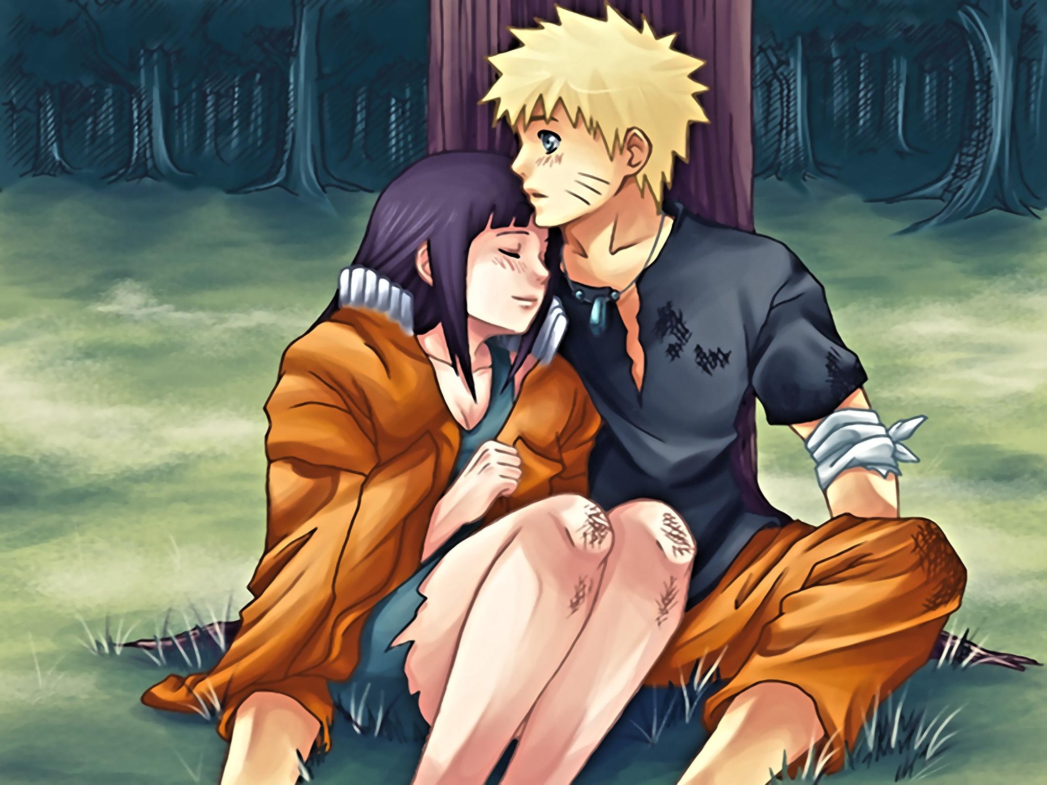 Naruto And Hinata Wallgood Wallpaper 2048x1536 Full HD Wallpapers 2048x1536