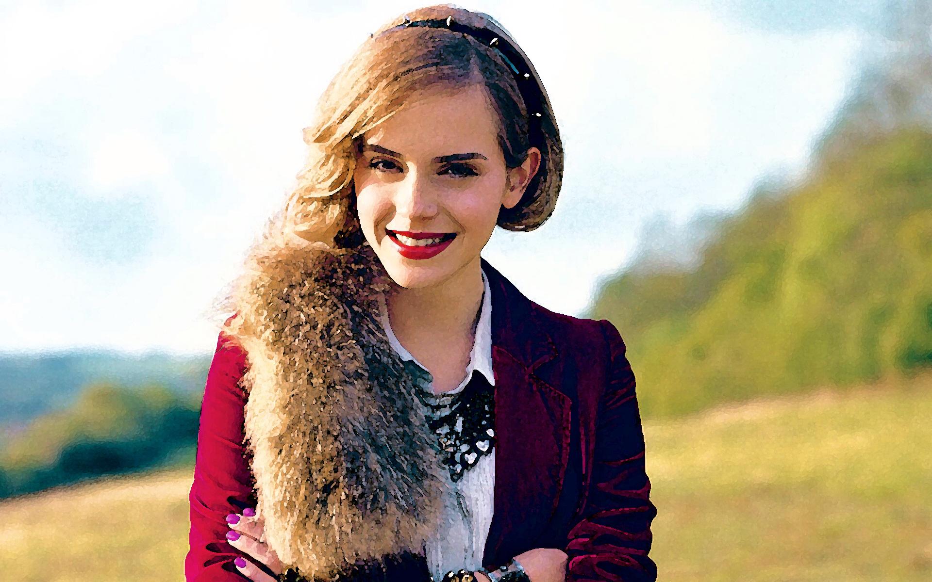 Hd wallpaper real madrid 2017 - Emma Watson Hd Wallpaper 1920x1080 Wallpapersafari