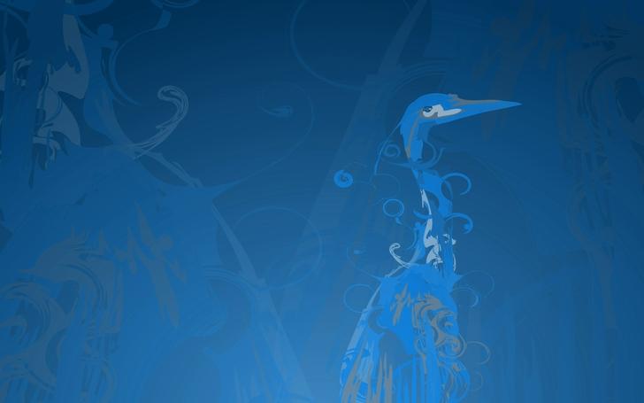 ubuntu hardy blue by goko music 2560x1600 wallpaper Technology Ubuntu 728x455