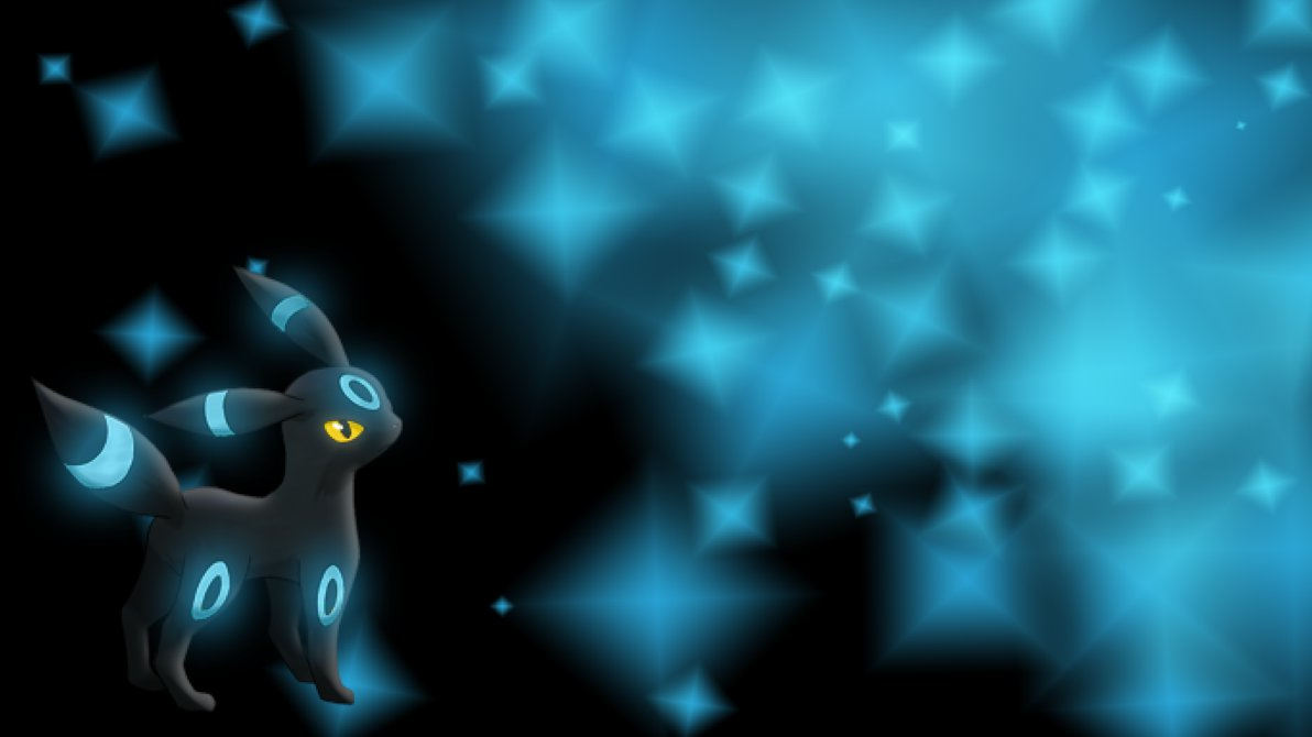 Umbreon Wallpaper by Trikk117 1192x670
