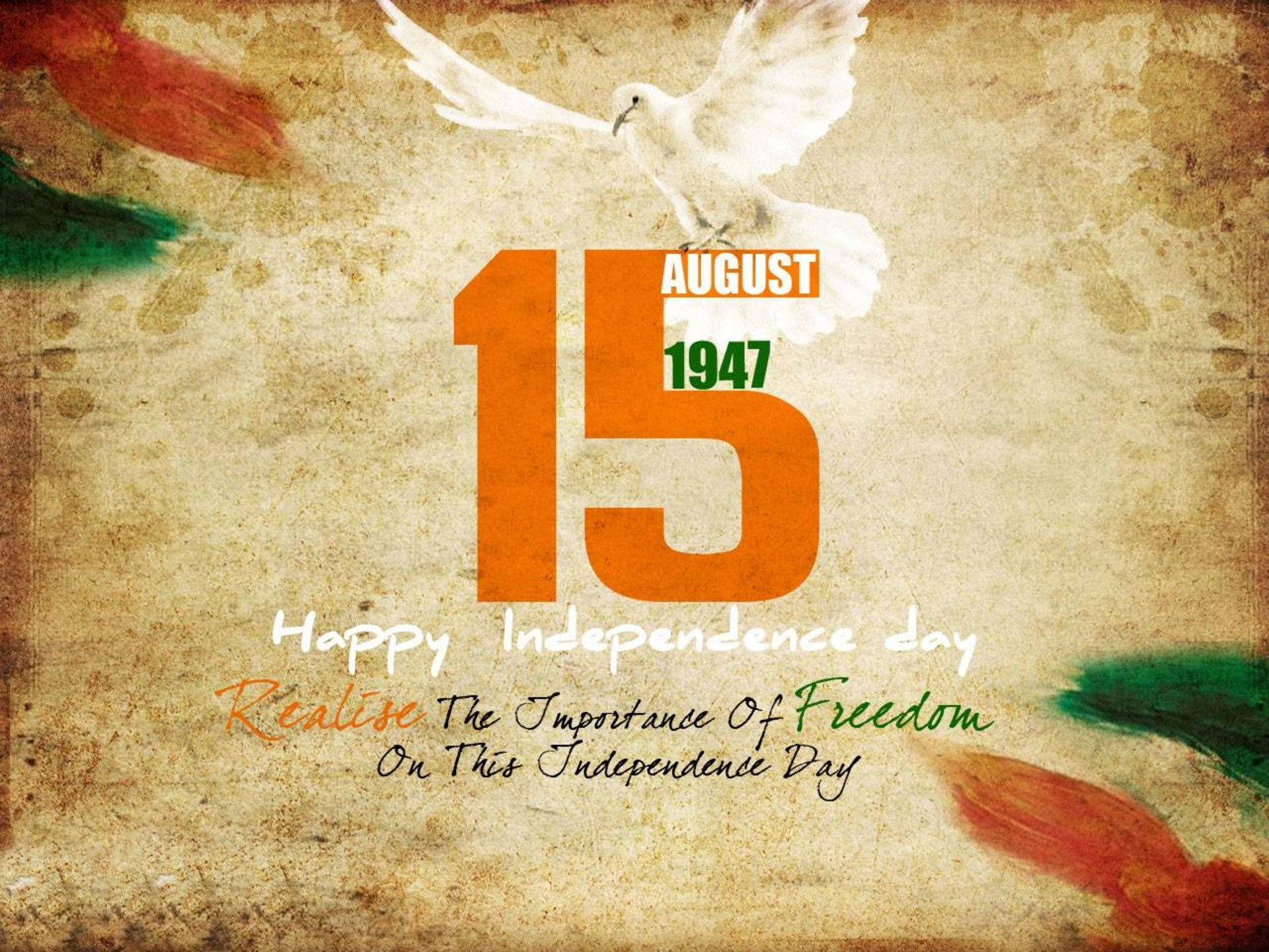 Happy Independence Day HD Wallpapers for India 2015 1920x1440