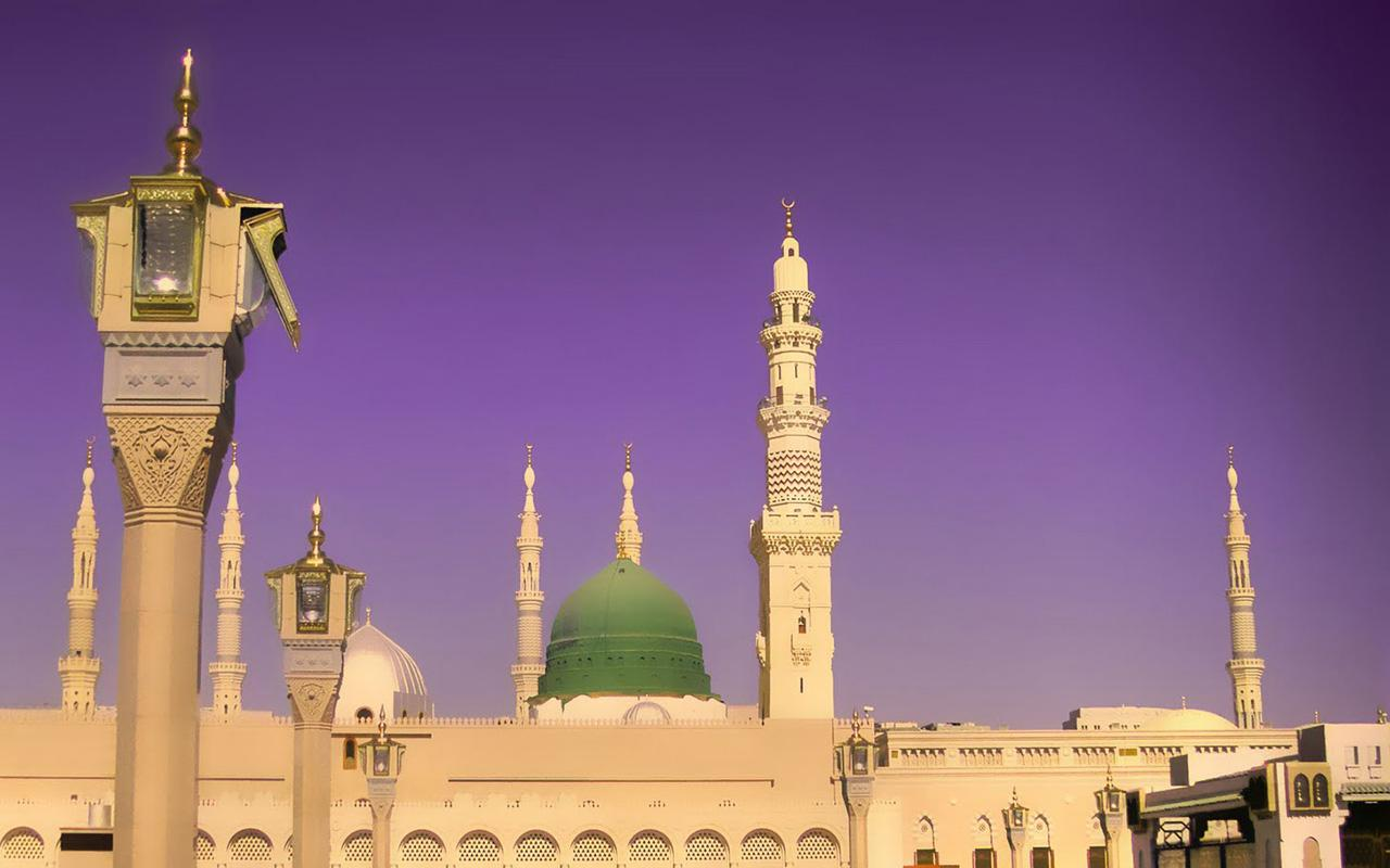 Makka Madina Wallpaper Muslims Wallpapersafari