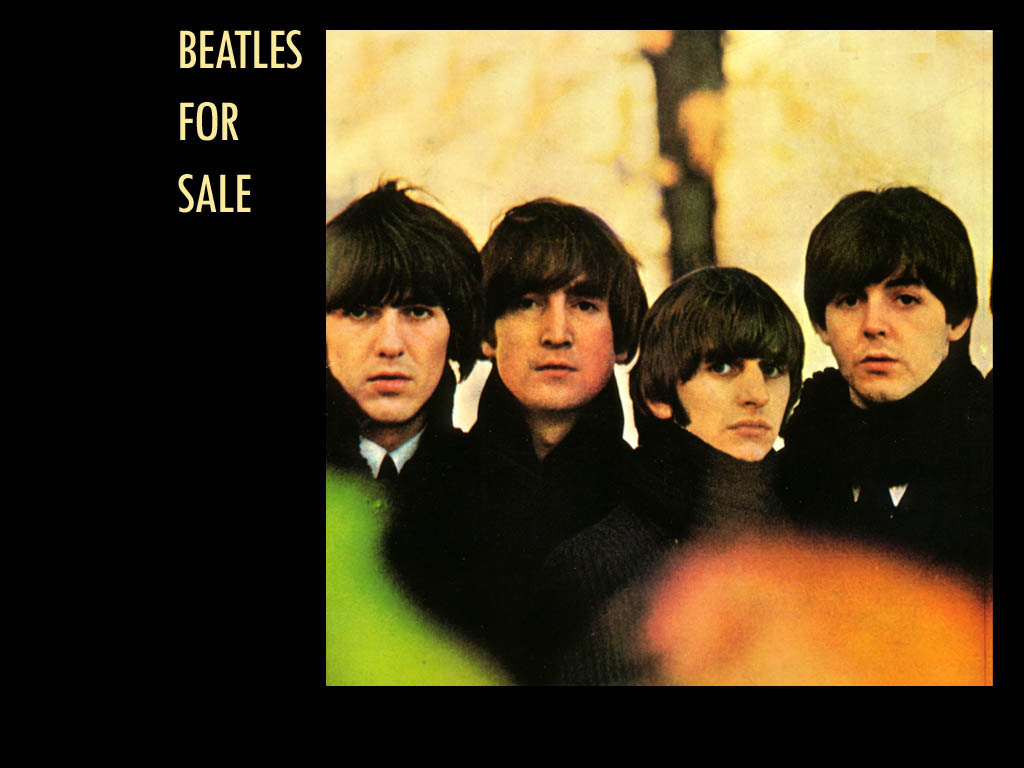 The Beatles Wallpapers 1024x768