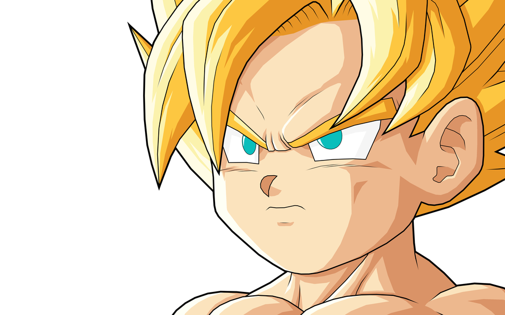 Goku Wallpapers 1024x640