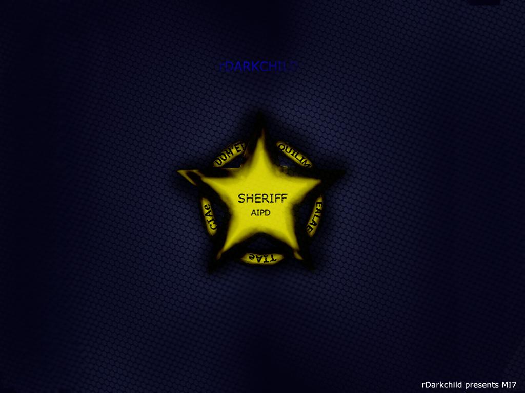 Sheriff Wallpaper Mi7 sheriffs wallpaper by 1024x768