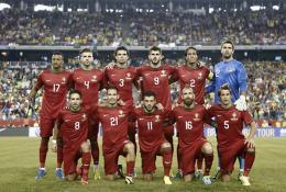 Portugal Football Team Wallpapers HD Desktop 260x175