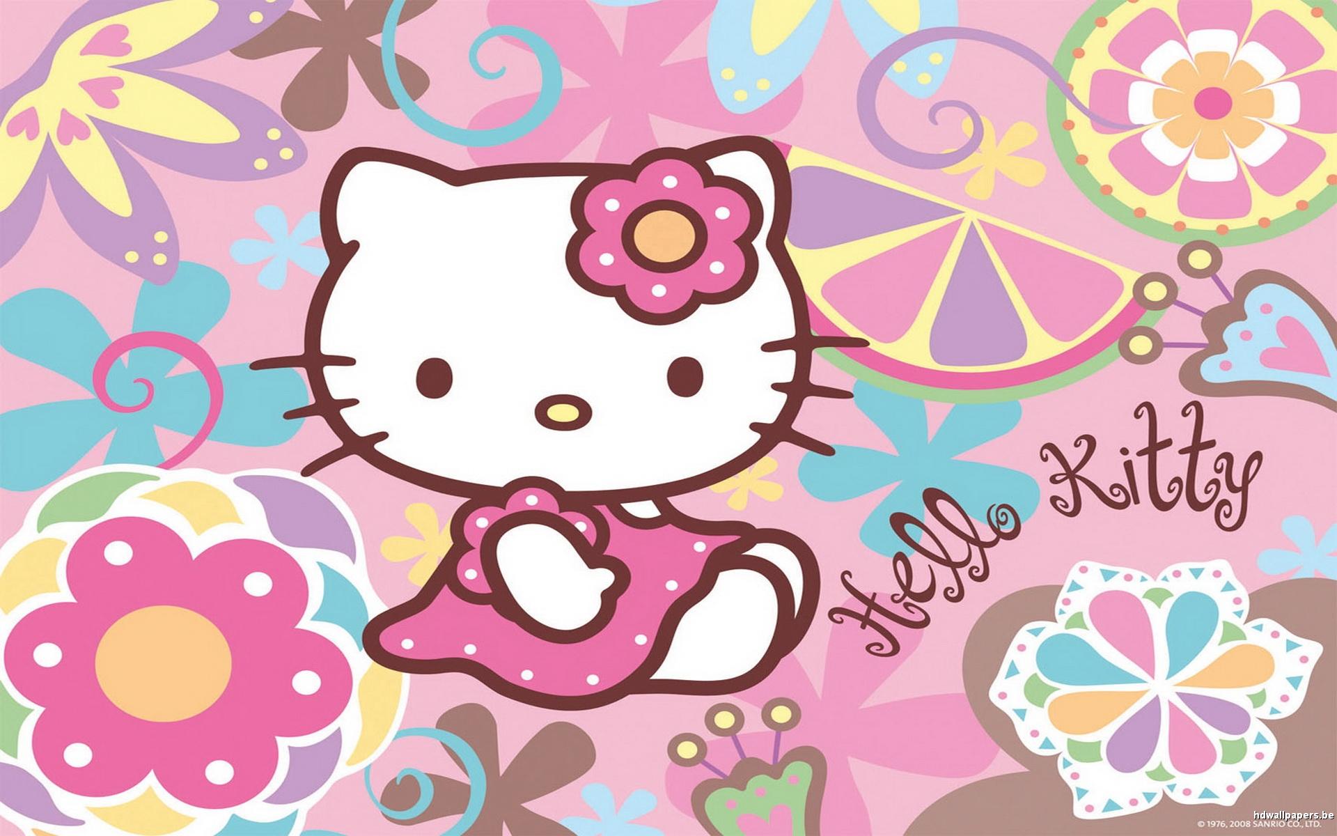 Hello Kitty Kittyrulez Wallpaper | Curhat Aja!