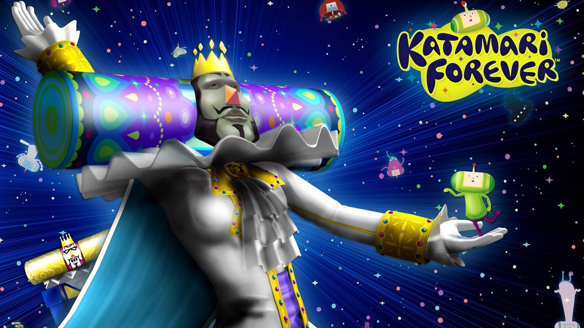 Katamari Forever kings 1920x1080 Wallpapers 1920x1080 Wallpapers 1920x1080