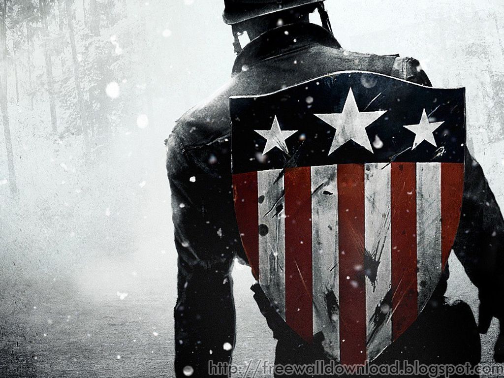 free captain america wallpapers 1 captain america wallpapers 2 1024x768